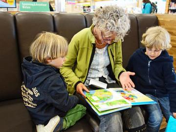Childminding granny