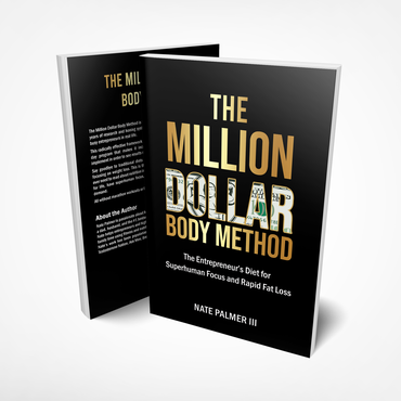 The Million Dollar Body Method book cover