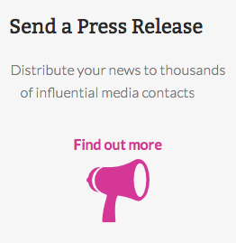 Send a press release for just £110