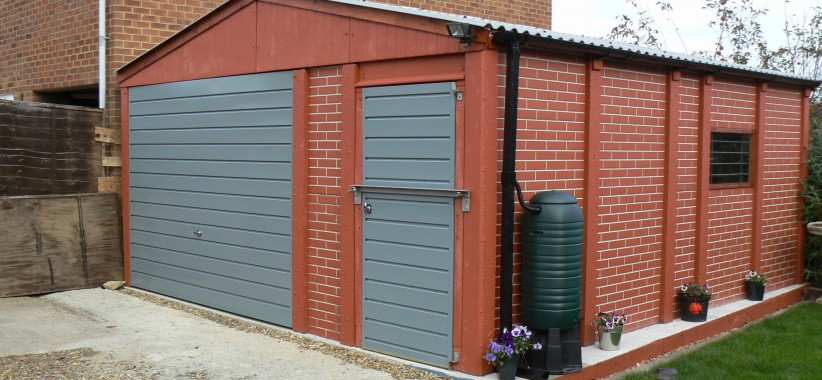 Lm Concrete Garages Launches New Website Pressat