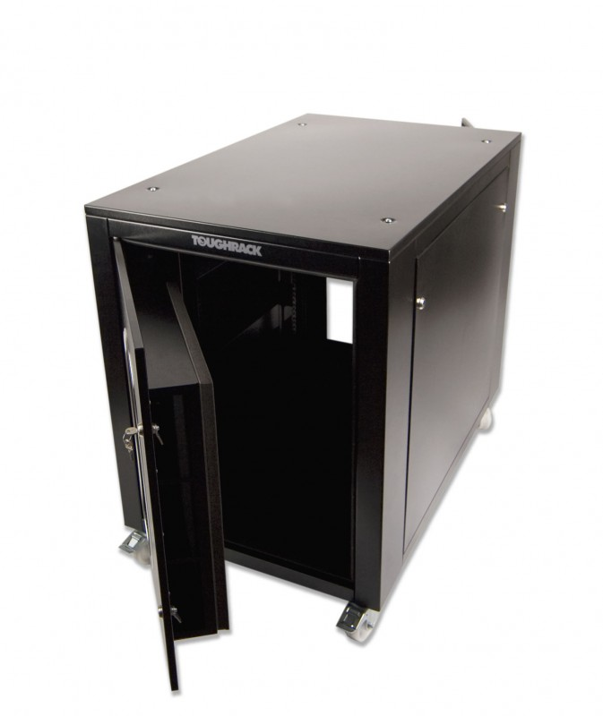 Toughrack Produces Dust Proof Servers With Additional