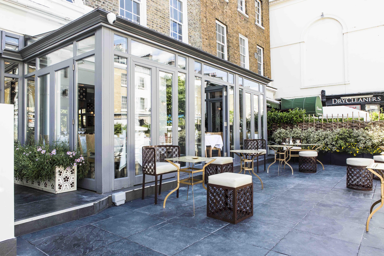 Yasmeen lebanese restaurant in running for restaurant of for 1 blenheim terrace london nw8 0eh