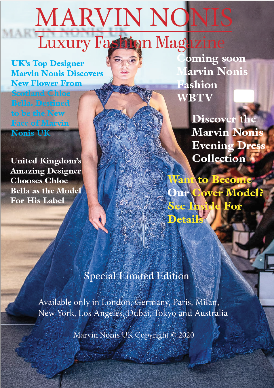 High End Designer Marvin Nonis Launches Luxury Fashion Magazine Pressat
