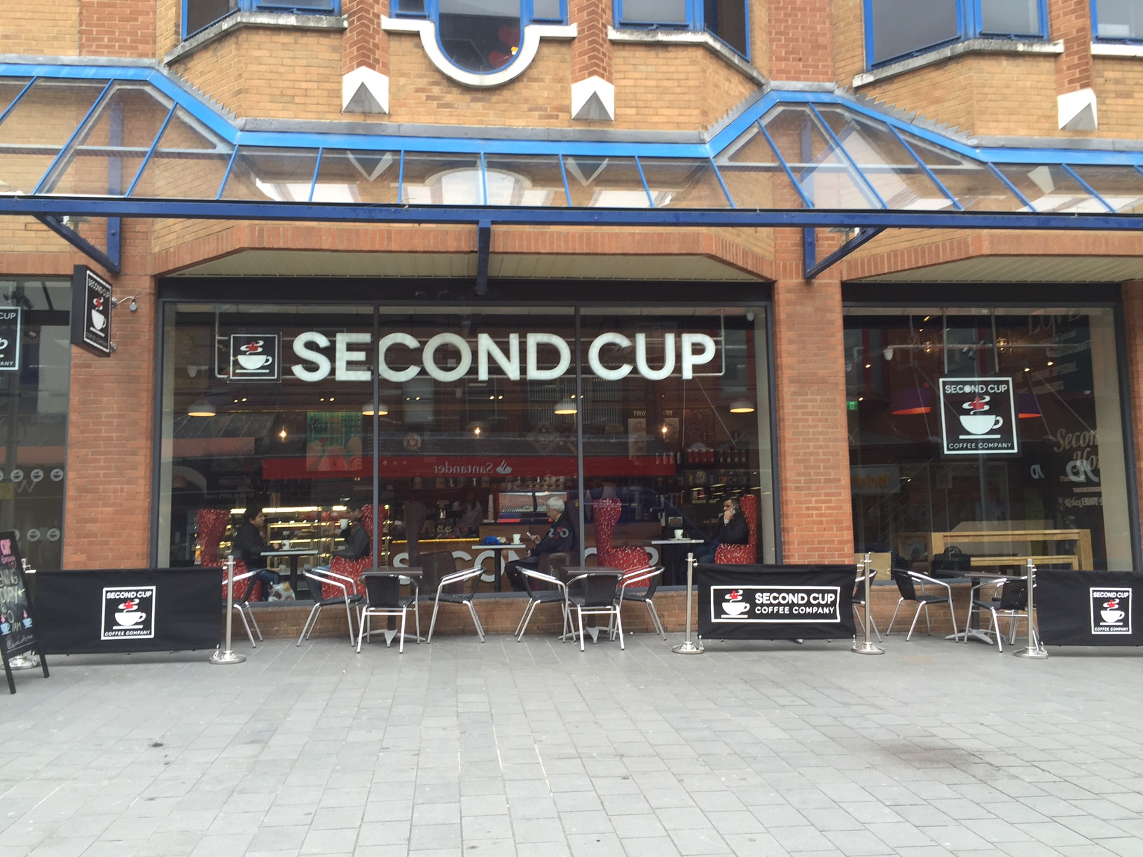 Second Cup Coffee Company Begins Brewing Excitement In