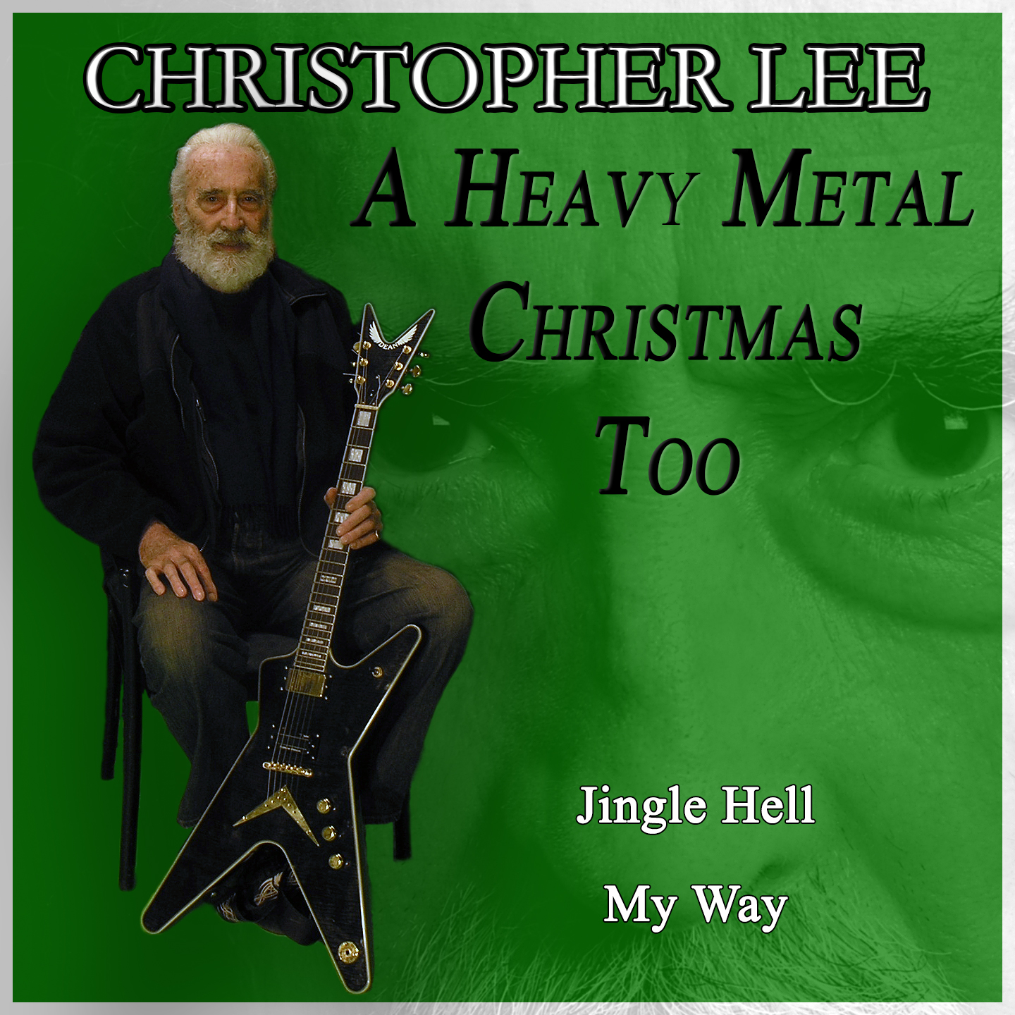 Legendary actor Christopher Lee releases his second Heavy ...
