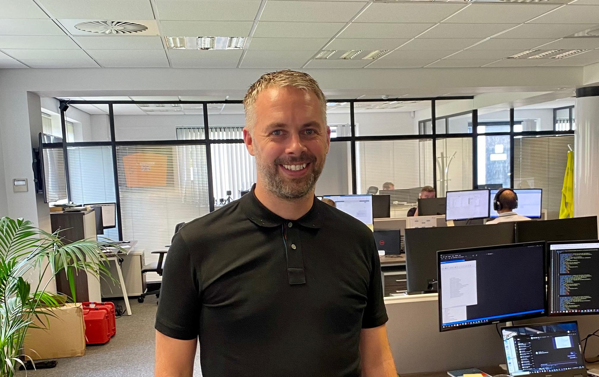 Matthew Bell Director of EMEA Operations
